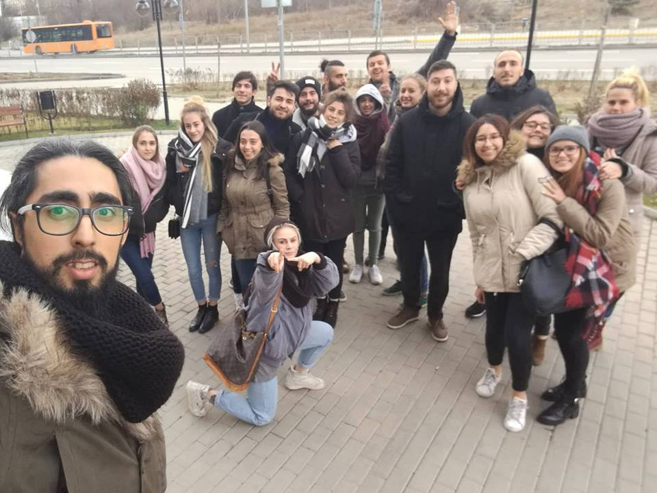 Erasmus+ Volunteering On-arrival Training