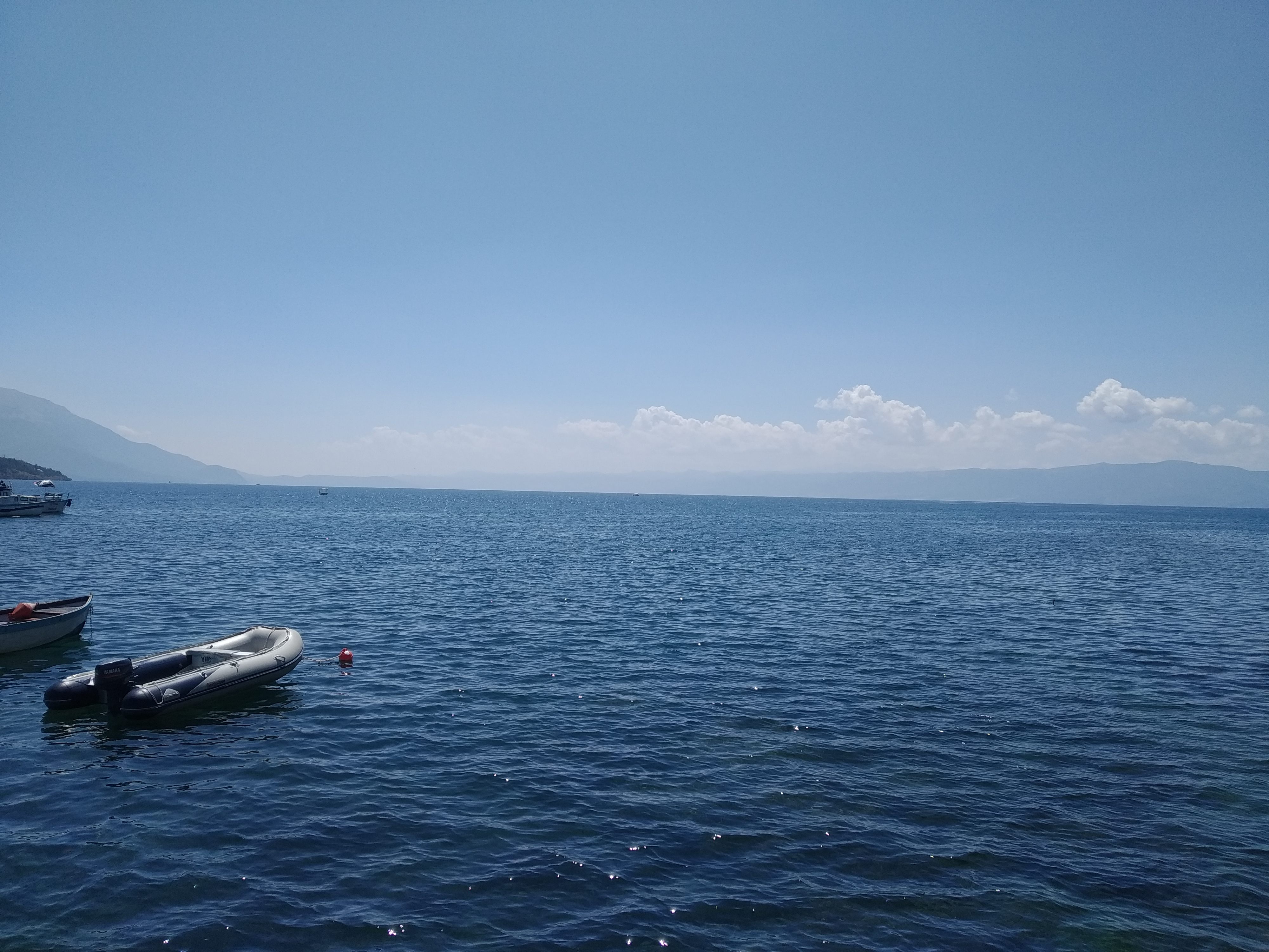Lake of Orhid