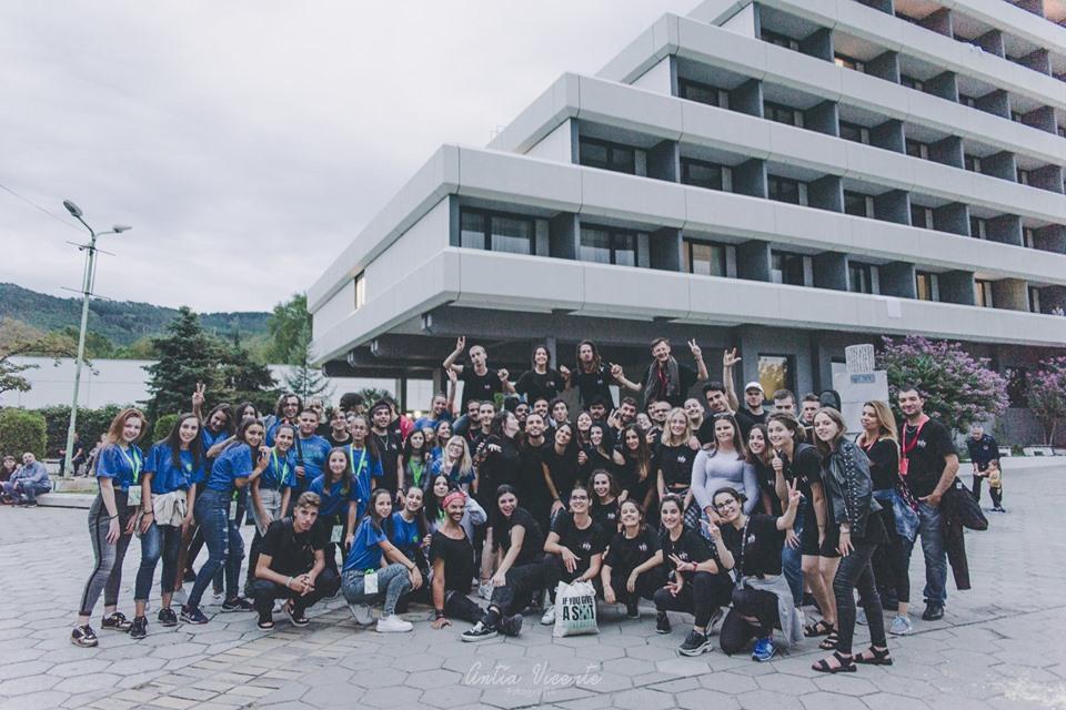 All Erasmus+ volunteers