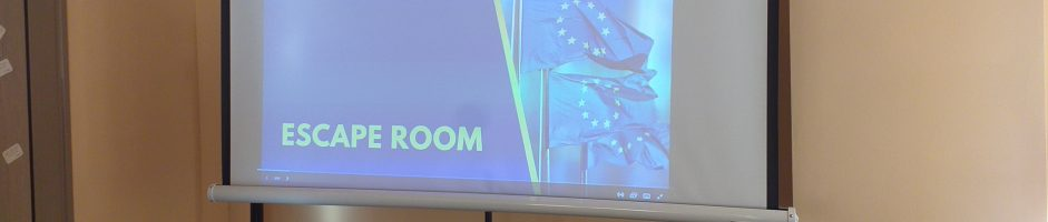 REscEU Escape Room – What would life be without the EU?